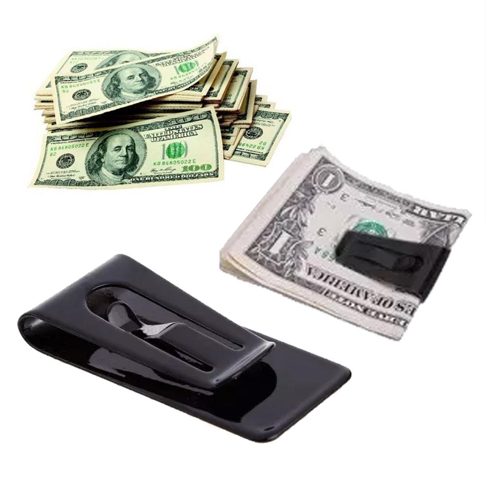 Clip Con Ojal Y Sujetador Para Portar Billetes