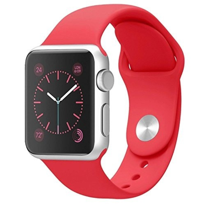 Correa Extensible Tipo Band Para Apple Watch 42 Mm
