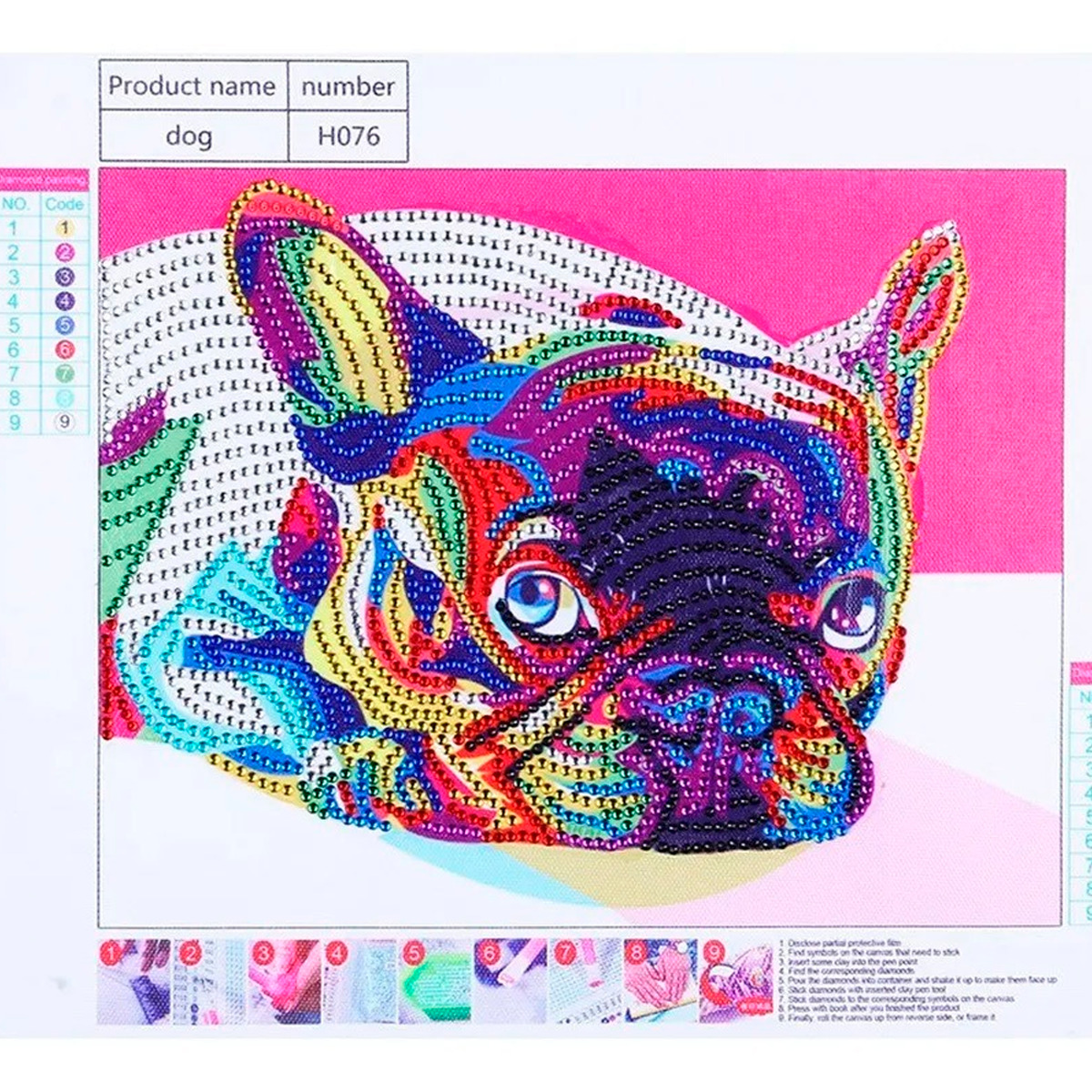 Diamond Painting 5D Kits Broca Diamante 25 X 30 Cm