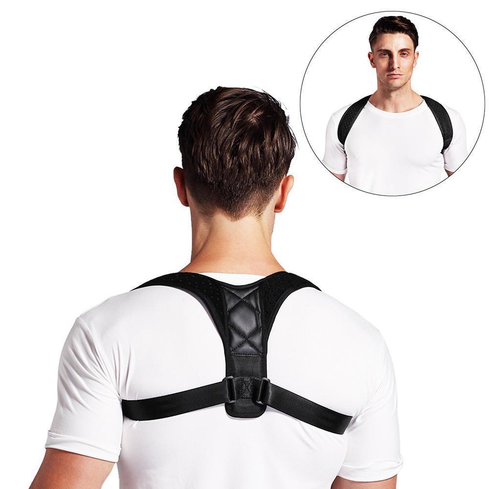 Corrector De Postura Mejora La Apariencia Espalda Recta