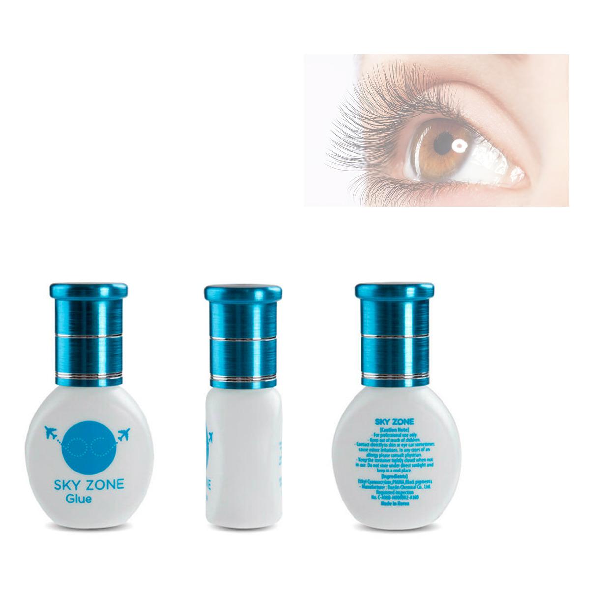 Adhesivo Pegamento Extensiones Pestañas Eyelash Glue